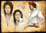 Neverland :: Captain James Hook by Nuxcia