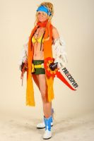 Rikku FF ProCosplay by AGflower