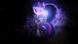 Wallpaper MLD Twilight Mage by Barrfind