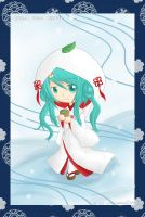 Snow Miku 2013 by sakuranoXXXXX