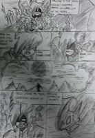 Fade Comic Page 2 by Agyron