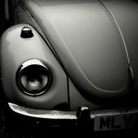 Vintage car by lostknightkg