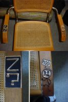 Nny chair by OMFGaZombie