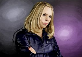 Rose Tyler by Kat-Anni