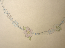 Izzy's Collar.Bracelet 6 by DreamsWithinMe