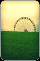 Ferris Wheel -Gaint Sky Wheel- by aditmawar