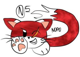 Noro Cat by dogberman