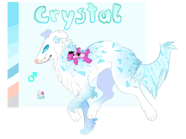 Crystal Adopt CLOSED by Lytschi