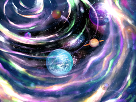 The Centre Of The Universe by SkinsT