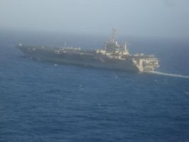the carrier Stennis by castlehoff