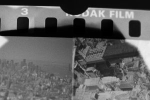 Cities on Film III by khoral