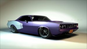 'Cuda :: 8 by svenndesign