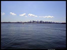 Vancouver From Afar by bcdirector