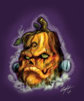 Pumpkin Ted Final by TheMacRat