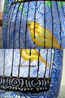 Yellow Canary detail by overcover