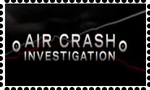 air crash investigator stamp by googlememan