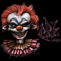 Coolphat Clown by asphyx0r