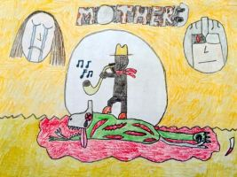 Mother 3: Badass Cowboy Blues by xandermartin98