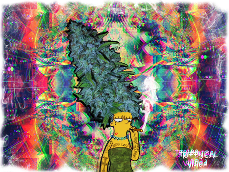 Marge Weedson by TrippycalVision