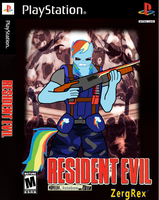 Resident Evil:Dual Rainbow Ver by ZergRex