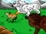 .: You aint getting away | Fox Hunt :. by BeachBumDunkin