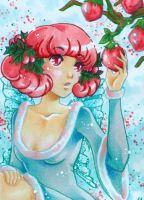 Christmas fruits - Mulle's Christmas Calendar by m-u-ll-e