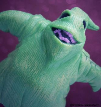 Oogie Boogie by LT-Arts