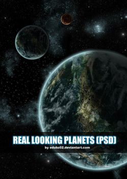 High Res PSD Planets by edubz02