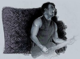 Trent Reznor 2 by ShannonT