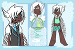 Maurice Application-- Anteros Academy by miserypuppet