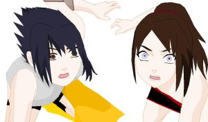 RPCs Allison and Suyami by Allison02Uchiha