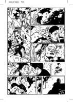 Dogs of War 4 PG 6 Ink by Damon1984