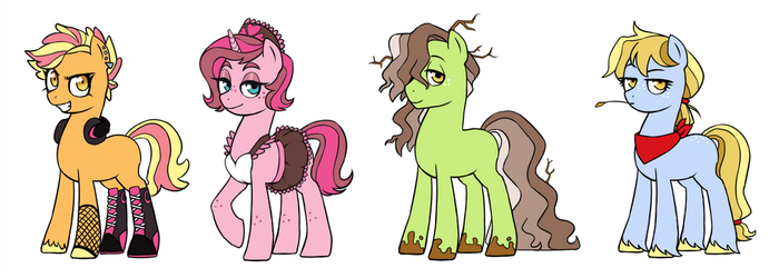 Candelicious Redesigned Kids by Pikokko