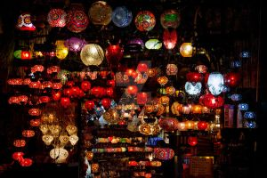 Istanbul lamps by lhauert