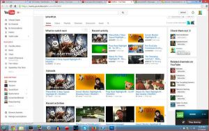 Welp.. YouTube apparently likes me... by Vendus