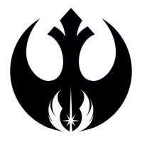 Rebel Alliance Jedi Order Insignia by boosh2001