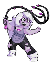 Amethyst by Pencil-snap