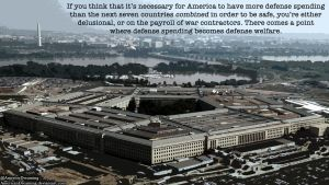 Defense Welfare by AmericanDreaming