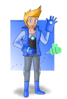 Bravest Warriors - Chris Kirkman by I-Luv-Emoboys