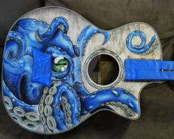 Octobass by KDero