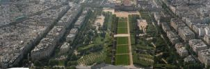 View From Le Eiffel Tower by Stienf9