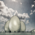Just eGGS by wizz-mccay