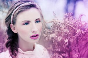 Dreaming Pink by DmajicPhotography