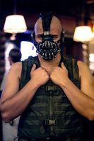 NDK 2012 - Dark Knight Rises by g4spider