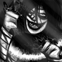 Laughing Jack by Artizluv