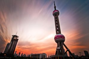 Shanghai, In 135 seconds by alierturk