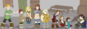 HTTYD: Glorious Spawnfest by ch4rms