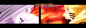 Naruto 680 - Naruto VS Kaguya by KhalilXPirates