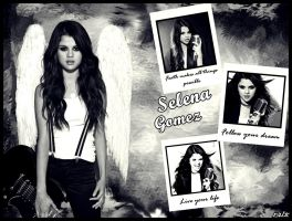 Another Selena Gomez by ralxi