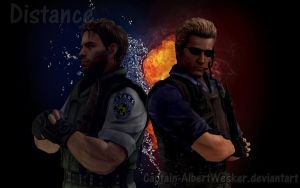 Distance by Captain-AlbertWesker